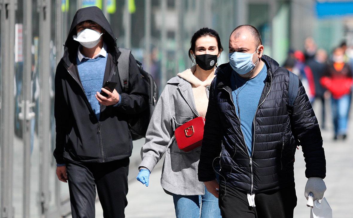 В Роспотребнадзоре назвали сроки выхода России на плато по коронавирусу