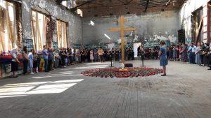 В Северной Осетии началась трехдневная вахта памяти по жертвам теракта в Беслане