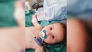 Младший брат Арнеллы Персаевой получил инъекцию препарата Zolgensma
