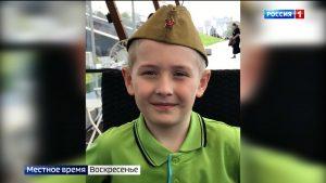 8-летнему Амину Аджиеву нужна помощь для прохождения реабилитации