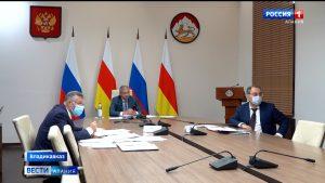 В Северной Осетии прошло заседание Антитеррористической комиссии