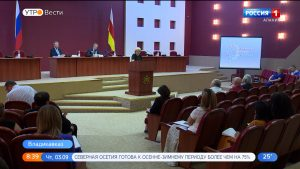 Русланбек Икаев провел совещание во вопросу обеспечения горячим питанием учеников начальных классов