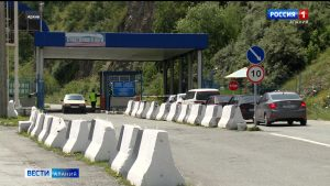 Михаил Мишустин распорядился открыть границу с Южной Осетией