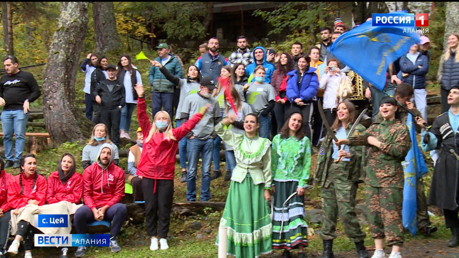 Кубок Северной Осетии по туризму выиграл «Баспик»