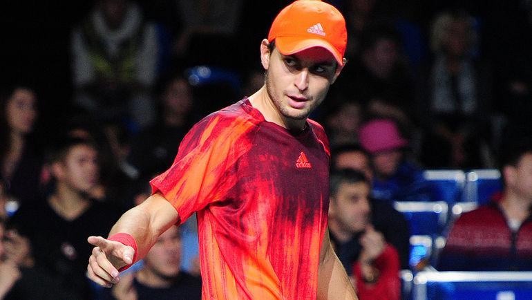 Теннисист Аслан Карацев стал победителем турнира в Чехии