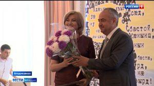 Во Владикавказе наградили отличившихся журналистов, которые пишут на осетинском языке
