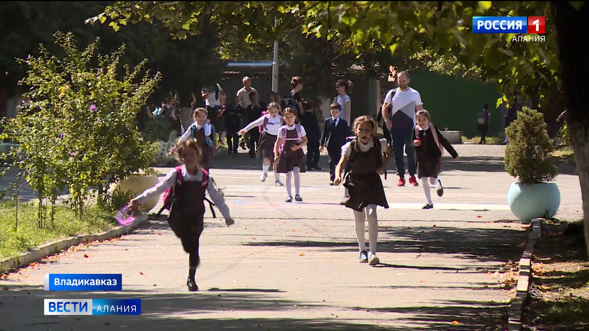 Активисты ОНФ проверили безопасности школьных маршрутов во Владикавказе