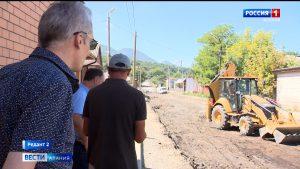Активисты ОНФ проинспектировали объекты дорожного строительства