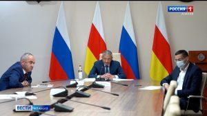 Вячеслав Битаров провёл заседание оперативного штаба