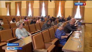 В Северной Осетии состоялось очередное заседание совета парламента