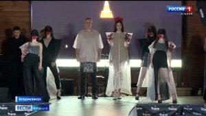 Во Владикавказе прошел эксклюзивный показ одежды в этническом стиле