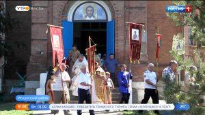 Православные Моздокского района отметили престольные праздники