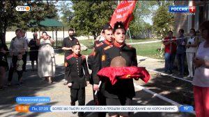 В школе п. Советский стартовал образовательной курс по программе подготовки кадетов
