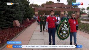 «Комсомол Осетии» реализует в республике грантовый проект «Герои былых времен в сердце моем»