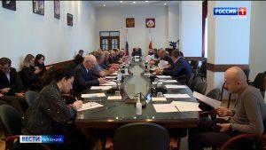 Общественный совет при Комитете дорожного хозяйства обсудил развитие дорожной отрасли