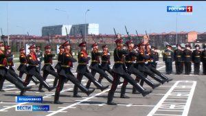 Во Владикавказе открылся новый корпус Суворовского училища