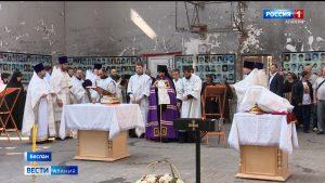 В Беслане продолжается трехдневная Вахта памяти по погибшим в теракте