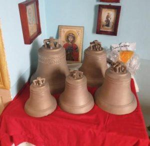 Меценаты из Москвы подарили храму Северной Осетии новые колокола