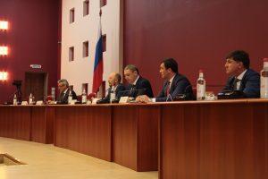 Во Владикавказе состоялась сессия собрания представителей города