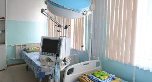 В инфекционной больнице Цхинвала скончался 47-летний пациент с вирусной пневмонией