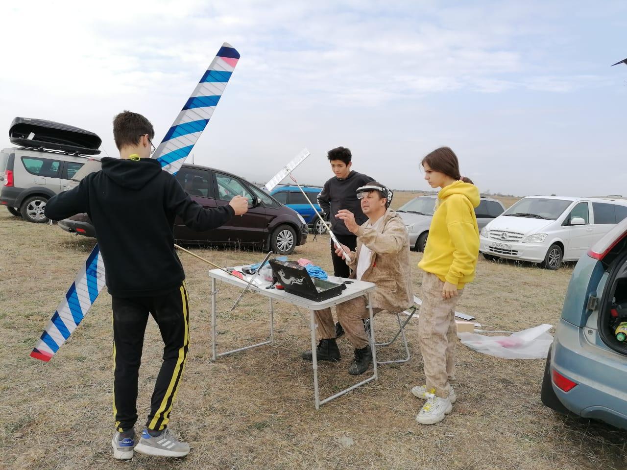 Североосетинские авиамоделисты успешно выступили на этапах Кубка России в КБР