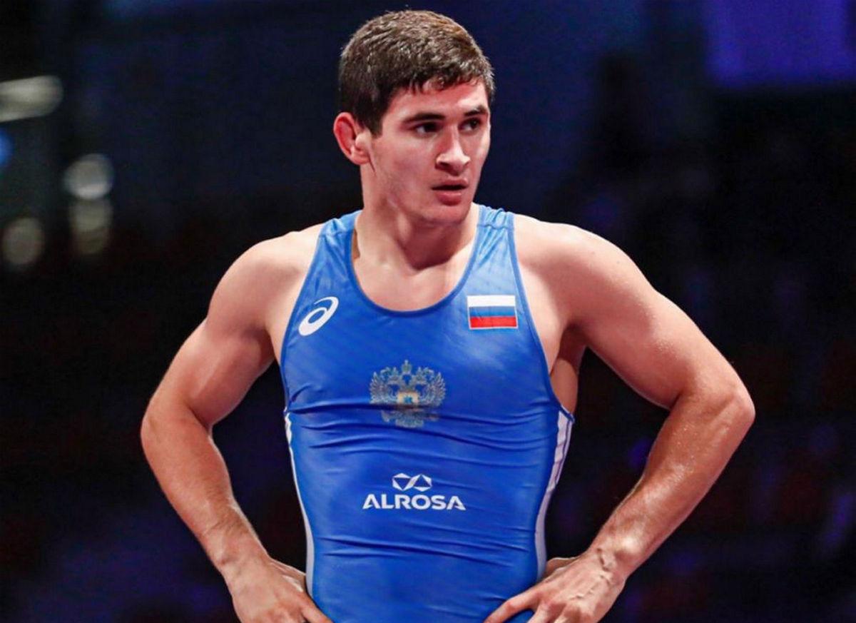 Чермен Валиев — чемпион России по вольной борьбе