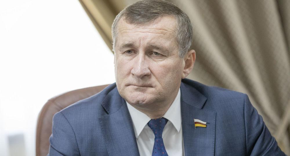 Спикера парламента Южной Осетии госпитализируют с коронавирусом