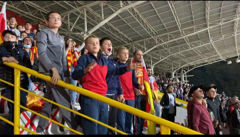 «Алания-Владикавказ» сыграла вничью с ярославским «Шинником»