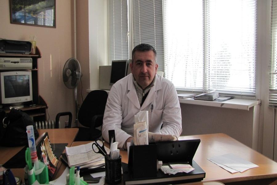 Асланбек Моргоев назначен главным врачом Ардонской районной больницы