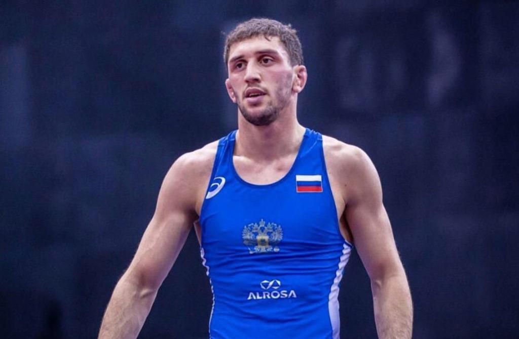 Заурбек Сидаков завоевал бронзовую медаль чемпионата России по вольной борьбе