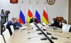 В Северной Осетии прошло заседание по вопросам реконструкции социально значимых объектов