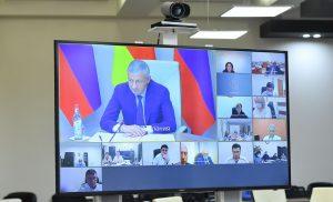 В Северной Осетии ежедневно растет количество госпитализаций пациентов с тяжелым течением коронавируса