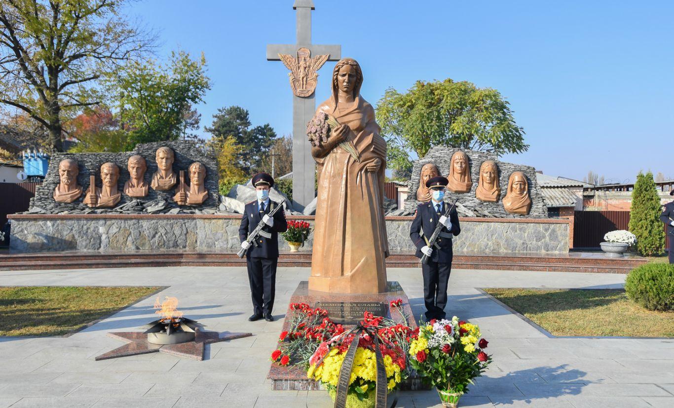 В Северной Осетии почтили память жертв трагических событий осени 1992 года