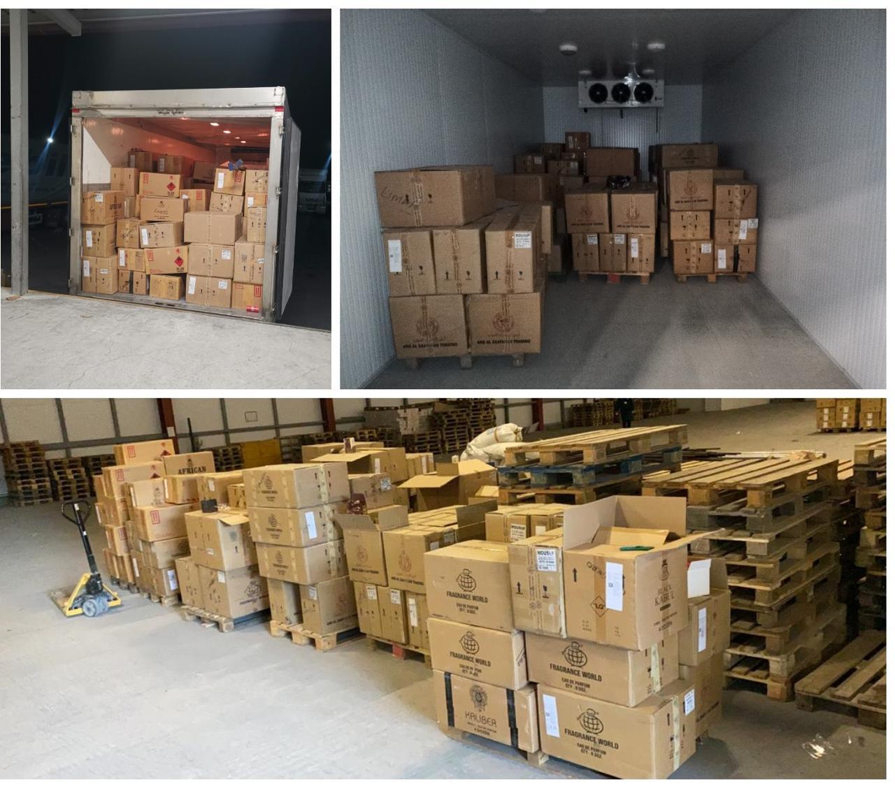 Сотрудники Северо-Осетинской таможни выявили контрафактную парфюмерную продукцию на сумму более 1,2 млн рублей