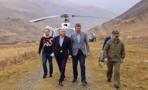 Максим Решетников: ВТРК «Мамисон» является якорным проектом