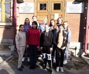 Школьники из Северной Осетии участвуют в полуфинале конкурса «Большая перемена»