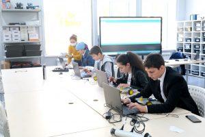 В «Кванториум-15» проходят профориентационные мастер-классы в рамках проекта «Билет в будущее»