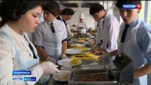 Школьники Северной Осетии знакомятся с будущими профессиями в рамках проекта «Билет в будущее»