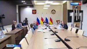 В Северной Осетии прошло заседание проектного офиса