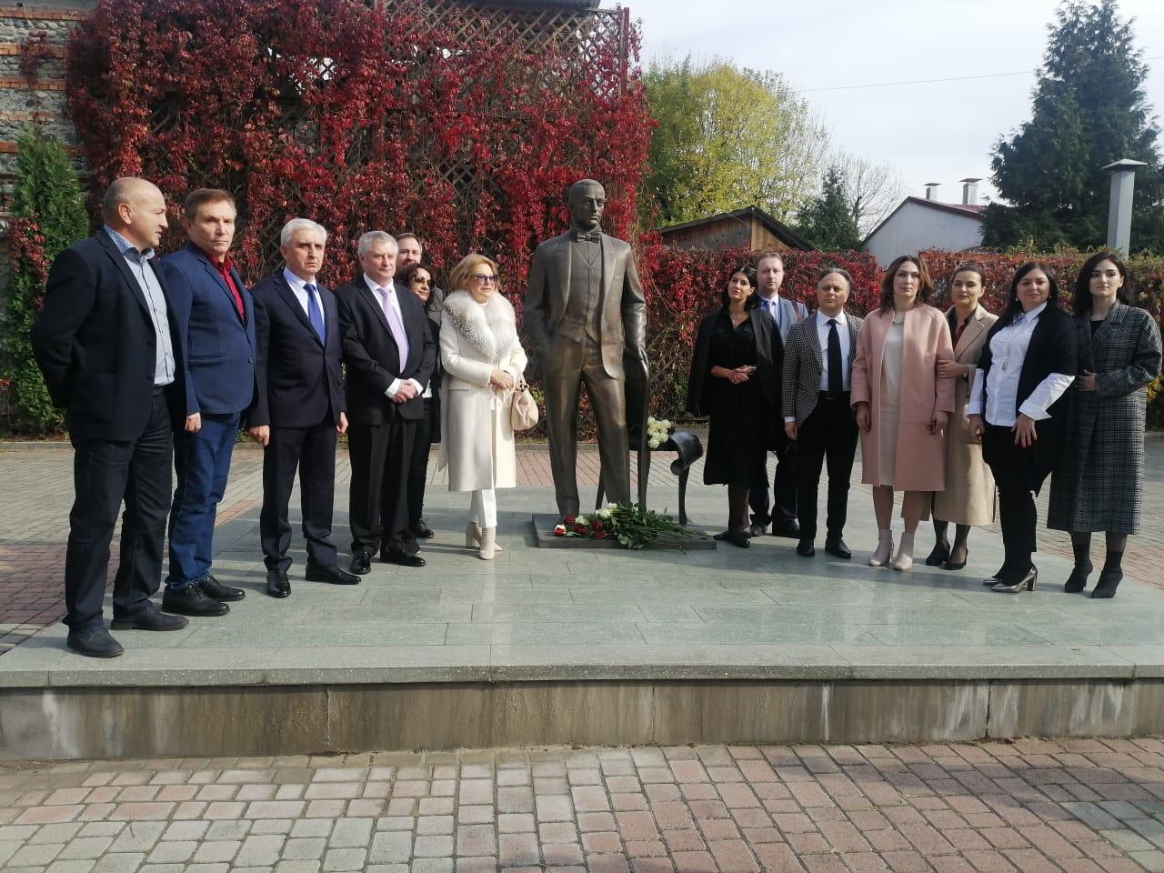 Во Владикавказ прибыли представители московского театра имени Евгения Вахтангова
