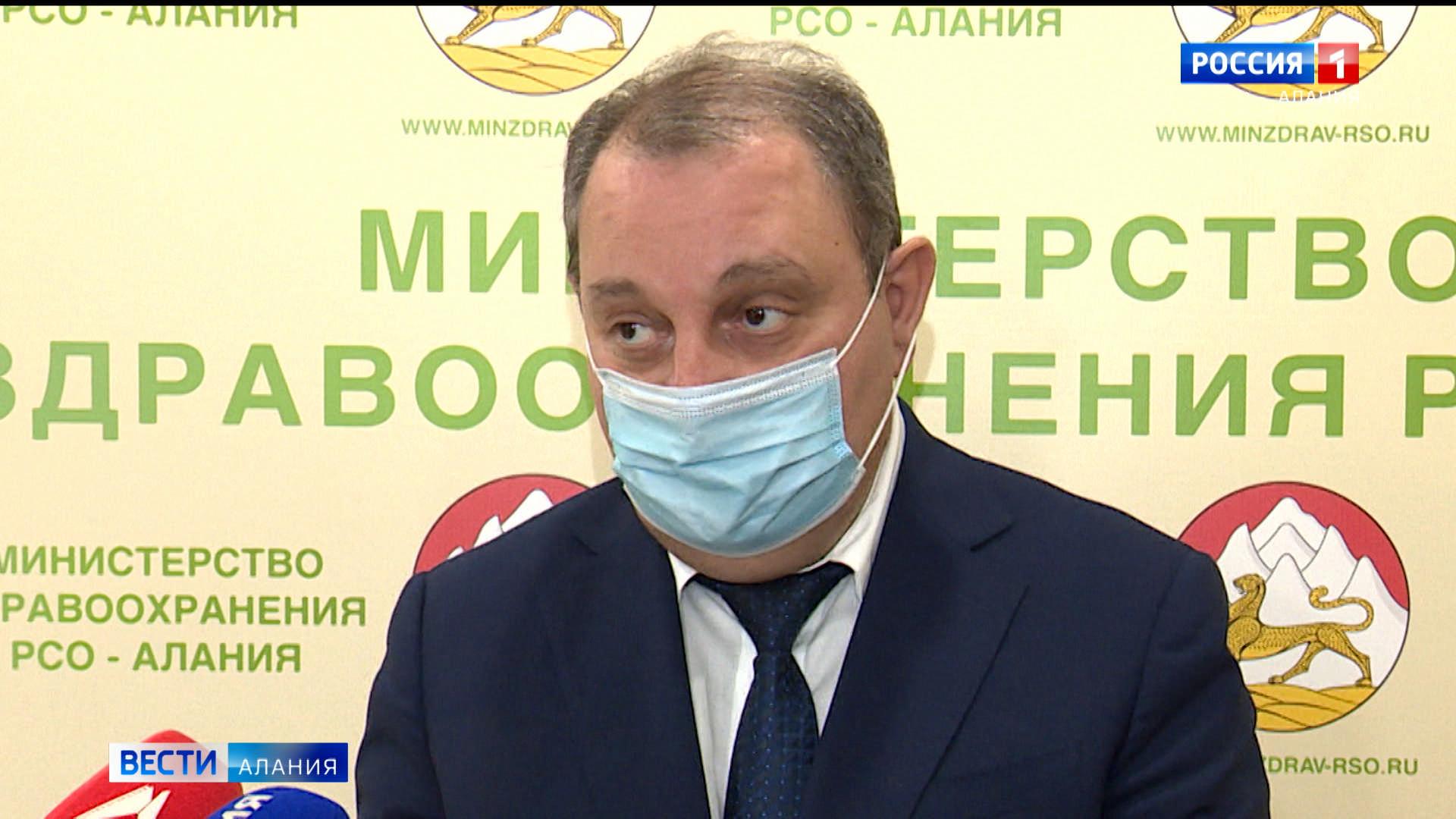 Ардонская ЦРБ начала прием пациентов с коронавирусом