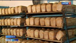 В Северной Осетии повысилась цена на хлеб
