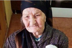 91-летнюю Вардо Хуцистову из Ардона, пропавшую 22 октября, нашли мертвой