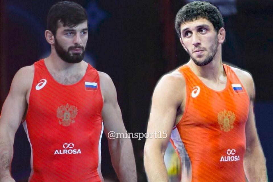Давид Баев, Чермен Валиев и Хетик Цаболов вышли в финал чемпионата России по вольной борьбе