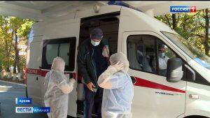 Рост заболеваемости коронавирусом в Северной Осетии приближается к уровню пика прошлой волны