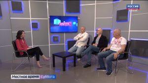 Культура. Сослан Плиев, Андрей Кокоев, Эльберд Агаев