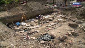 Специальный репортаж. Археологические раскопки в Нузале