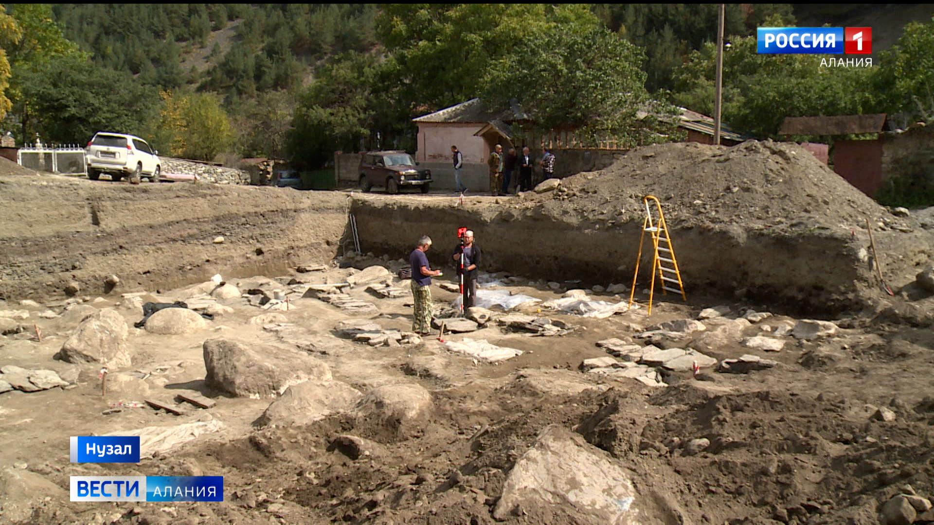 Полноценно обработав артефакты, археологическая экспедиция передаст их  Нацмузею — руководитель ГБУ «Наследие Алании»