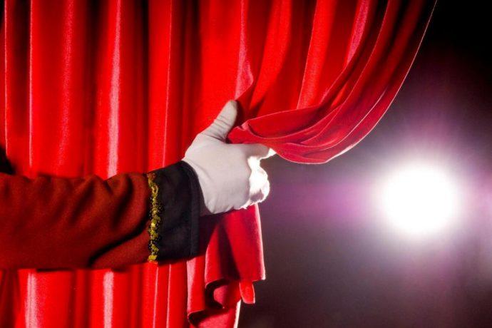 Осетинский театр представил постановку «Ричард III» на Всероссийском фестивале в Грозном