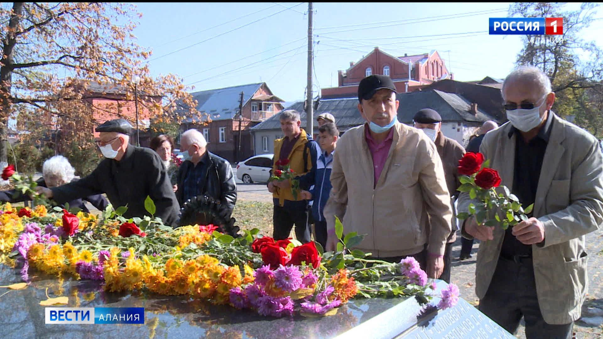 В Северной Осетии вспоминают жертв политических репрессий